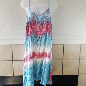 COPY - Ariat sleeveless swing dress Size Large EUC